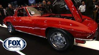 Download 1967 Corvette L88 Sells for $3.5 Million at Barrett-Jackson Scottsdale Video