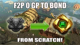 Download [Runescape 3] Bond From Scratch F2P Challenge! 0 GP to Bond Video
