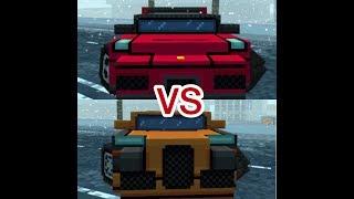 Download Ferrari vs Bugatti Block City Wars Video
