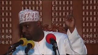 Download Othman Maalim Baada Kuzaliwa Mtume S a w Video