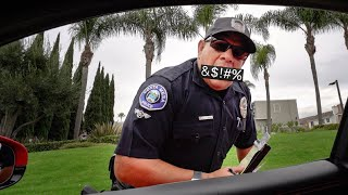 Download YOU WON'T BELIEVE WHAT THIS COP YELLS AT ME... Video