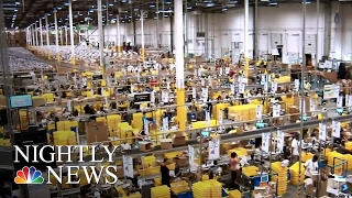Download Behind the Alarming Expose on Amazon's Workplace Culture | NBC Nightly News Video