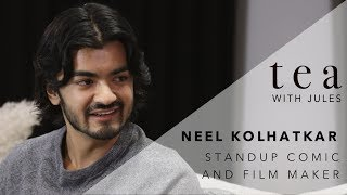 Download Tea with Jules with Stand Up Comic and Film Maker, Neel Kolhatkar Video