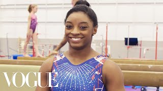 Download 73 Questions With Simone Biles | Vogue Video