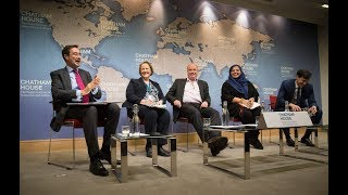 "Download Andreas Dracopoulos participated in a panel entitled ""Exiting the Echo Chamber"" at Chatham House Video"