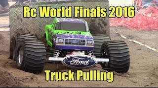 Download RC WORLD FINALS 2016 | TRUCK PULLING Rough Cut | UnReel Rc Video