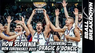 Download How SLOVENIA Won Eurobasket 2017 Featuring DRAGIC & DONCIC Video