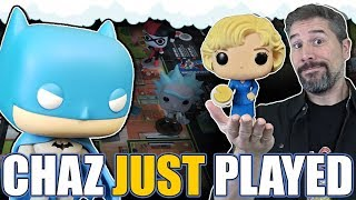 Download Funkoverse Game: More than just a TOY? | Chaz Just Played & Reviews Video