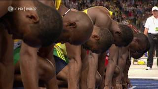 Download 100m Sprint Men Finals Usain Bolt {Berlin 2009 } [HD] Video