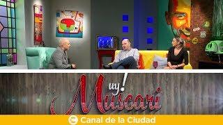 Download ″En el teatro somos todos difíciles″, Carlos Rottemberg y Andrea Ghidone en Muy Muscari Video