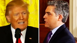 Download CNN's Jim Acosta: 'You Said the Leaks Are Real, But the News Is Fake. I Guess I Don't Understand.' Video