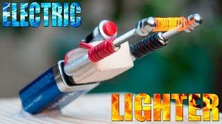 Download How to Make an Electric Hot Wire Lighter Video