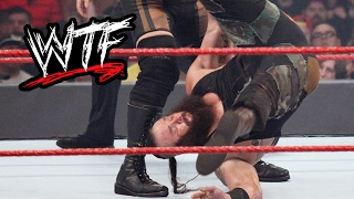 Download WTF Moments: WWE RAW (Feb 20, 2017) Video