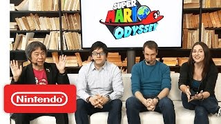 Download Super Mario Odyssey – Nintendo Treehouse: Live with Nintendo Switch Video