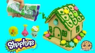 Download DIY Shopkins Vanilla Cookie House with Frosting + Candy Kit - Cookieswirlc Video Video