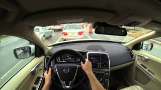 Download 2015 Volvo XC60 T5 Drive E Tech Pack drive demo Video