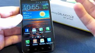 Download SAMSUNG GALAXY S II EPIC TOUCH 4G FULL REVIEW Video