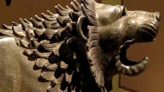Download Staatliche Antikensammlungen und Glyptothek München | Teil 2 - Bronzeguß der Chimäre Video