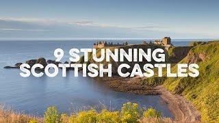 Download 9 Stunning Scottish Castles Video