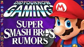 Download A Complete History of Super Smash Bros Rumors - Did You Know Gaming? Ft. Remix Video