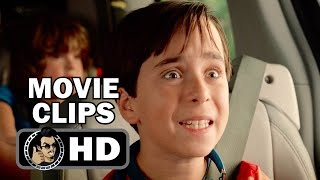 Download DIARY OF A WIMPY KID: THE LONG HAUL - 4 Movie Clips + Trailer (2017) Alicia Silverstone Comedy HD Video