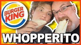 Download Burger King Whopperito Review with Ken & Ben in Ohio Video