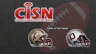 Download CIML Varsity Football Ankeny High School vs Dowling Catholic Video