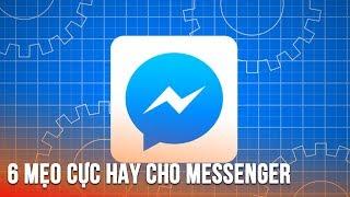 Download 6 tính năng có thể bạn chưa biết trên Facebook Messenger Video