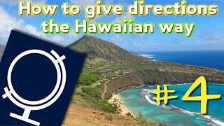 Download Without a compass: giving directions the Hawaiian way - Eavesdropping Traveler #4 Video
