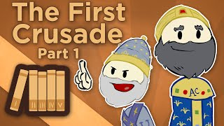 Download Europe : The First Crusade - I: The People's Crusade - Extra History Video