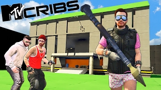 Download MY MTV CRIB TOUR - MODDED MANSION TOUR!! - Grand Theft Auto V (Funny Moments & FAILS) Video