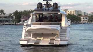 Download Luxury Yacht - Pershing 82 Video