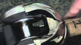 Download Spooling a bait caster Video