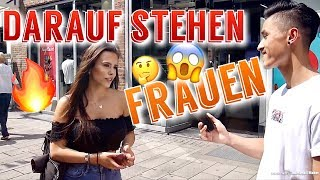 Download AUF DIESEN STYLE STEHEN FRAUEN 😱🔥 | STRAßENUMFRAGE | bhpdao Video