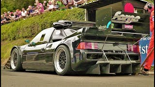 Download 920Hp Ford RS200 Pikes Peak Version // Retro Rides 2017 Dramatic Run Video