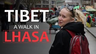 Download WEWANNAGO TIBET: A walk in Lhasa Video