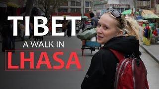 Download WEWANNAGO TIBET: A walk in Lhasa Video