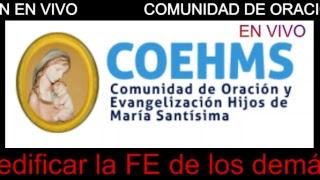 Download COEHMS - Celebración Eucarística y oración especial de Sanación y Liberación- En Vivo Video
