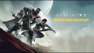 Download Destiny2: Week-end de test gratuit sur Playstation. [FR] Video