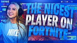 Download I found the NICEST player in random duos (pretending to be a noob) | Fortnite Battle Royale Video