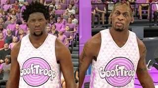 Download NBA 2K17 Goof Troop - Season Debut! Video