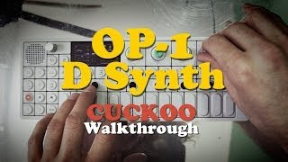 Download OP-1 new DSynth - CUCKOO Walkthrough Video