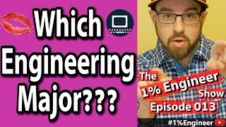 Download How To Pick The Right Engineering Major - The #1%Engineer Show 013 Video