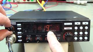 Download #197 CB/10m radio President James strange receiver issue fixed Video
