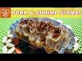 Download How to Make Pork & Shrimp Siomai - Panlasang Pinoy Easy Recipes Video