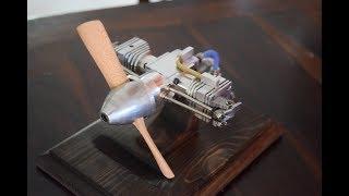 Download DIY Boxer engine model Video