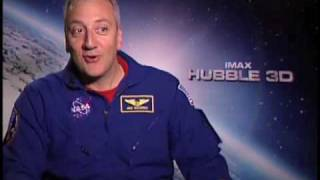 Download Mike Massimino Hubble 3D Interview Video