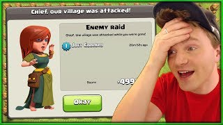 Download MY WORST FEARS (just came true) IN CLASH OF CLANS Video