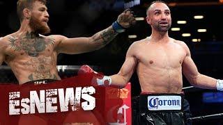 Download Jose Aldo What He Saw In McGregor Malignaggi Sparring EsNews Boxing Video