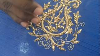 Download Learn Hand Embroidery Pattern #001 - Full Process Video